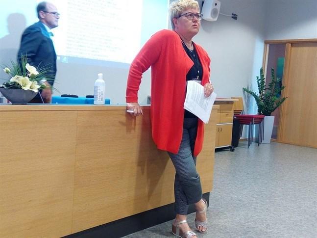Vd Minna Korkiakoski-Västi säger att kommunerna och Soite sannolikt förstår varandra bättre efter de möten man haft.
