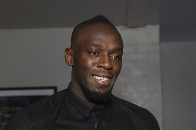 Usain Bolt. Arkivbild.