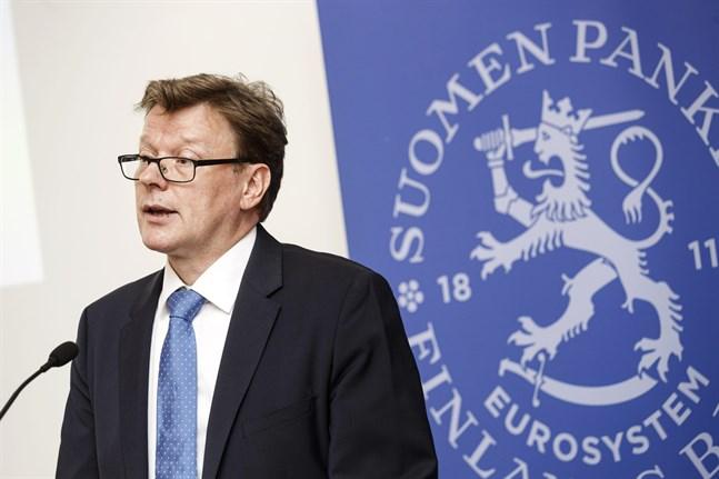 Penningpolitiken har inte varit sig lik sedan finanskrisen, säger Tuomas Välimäki som är medlem i direktionen för Finlands Bank.