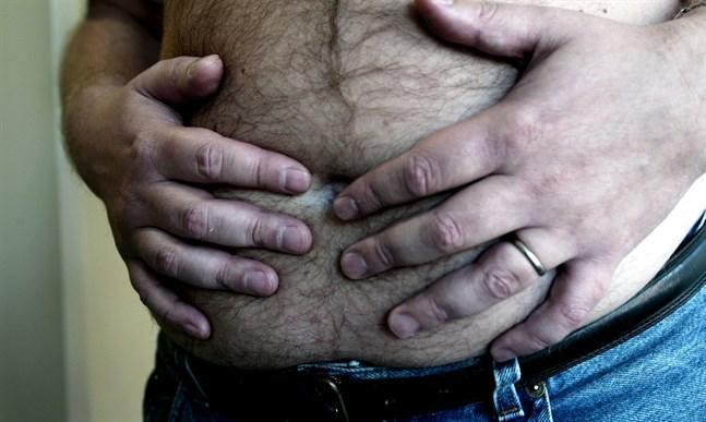 Fetma ökar risken för svår covid-19.