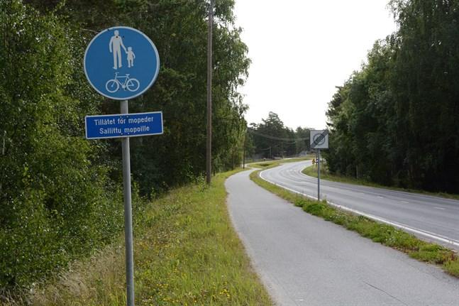 Nu finns ett dokument med de cykelvägsprojekt som kommunens tjänstemän anser att borde prioriteras.