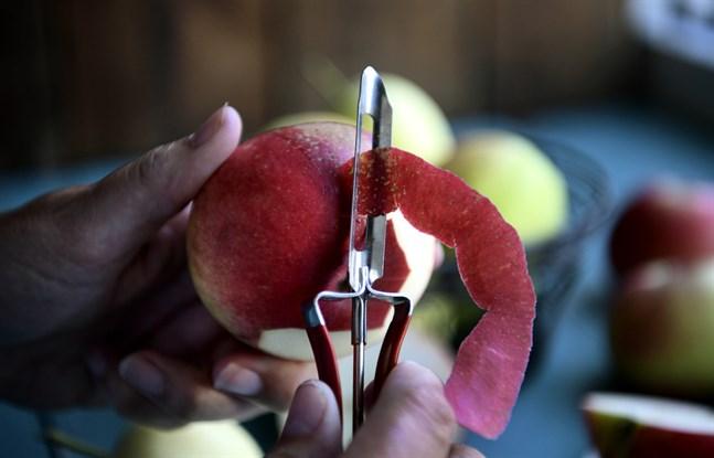 Dra nytta av naturens goda och använd äpplen i såväl mat som dessert och bak.