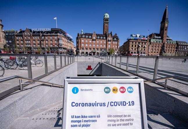 Information om coronaviruset och covid-19 i Köpenhamn.