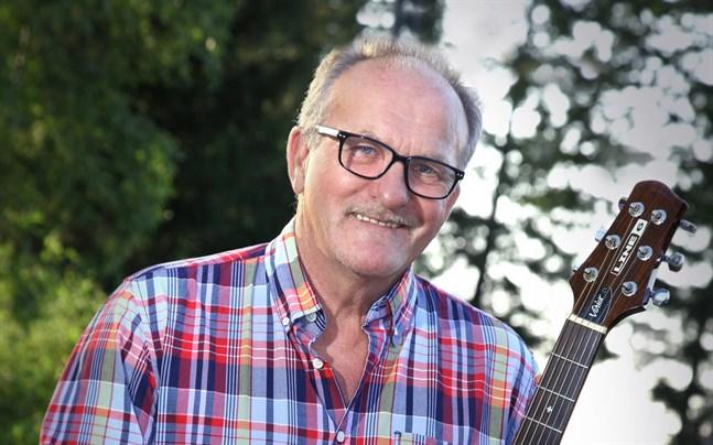 Hasse Martin bjuder på både lugna och mer fartfyllda låtar från 1970-talet.