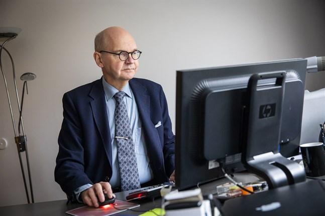 Heikki Kaukoranta.