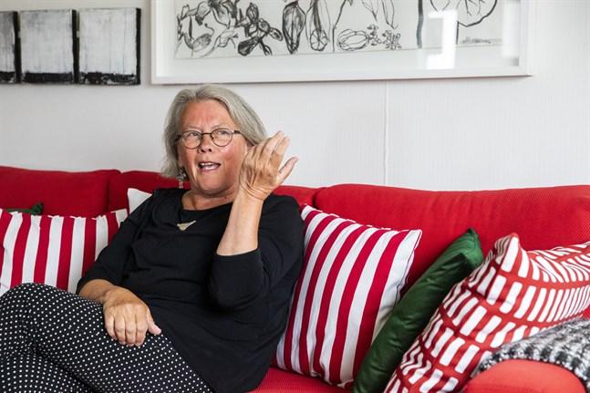Gun Jakobsson har de senaste åren varit med och utvärderat den nya läroplan hon var med och utformade.