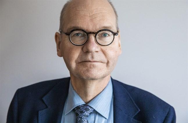 Heikki Kaukoranta, Vasa stads ledande överläkare, uppmanar Vasaborna att fortsätta vara försiktiga.