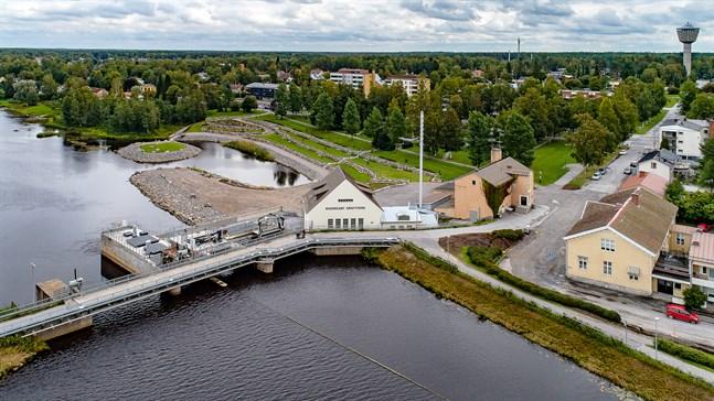 Varför hushållsvattnet från Nykarleby kraftverk var kontaminerat i höst vet man inte. I och med kloreringen förstördes också ledtrådarna.