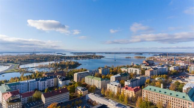 Det är bara bland kandidaterna i Vasa som det finns ett tydligt stöd för en gemensam storkommun. Skepsisen ökar ju längre ut i periferin man går.