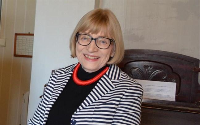 Anita Ismark är nyvald ordförande för Borgå stifts fullmäktige.