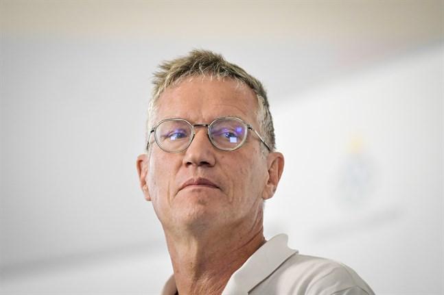 Sveriges R-tal är ingen anledning till oro, enligt statsepidemiologen Anders Tegnell.
