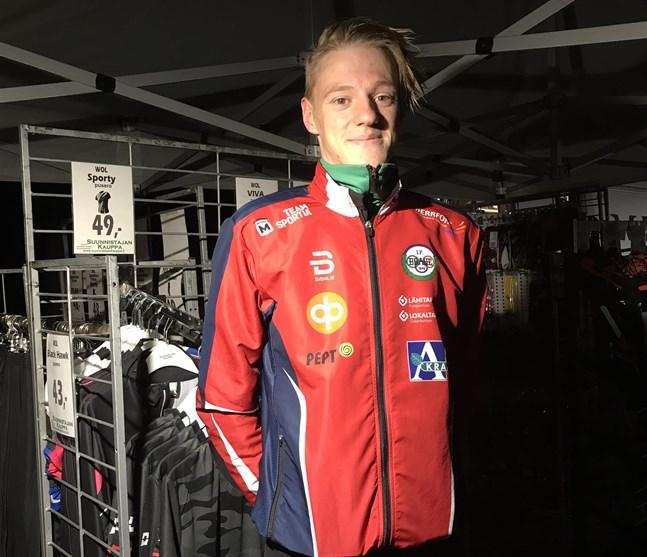 IF Brahes Emil Jansson lade beslag på mästerskapet i H21A i natt-DM i fredags.