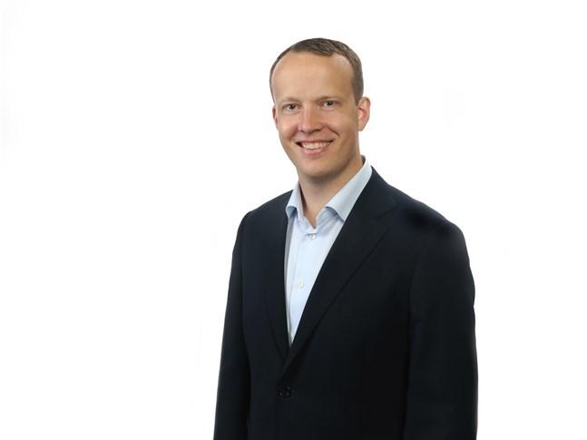 Kåre Björkstrand vill hjälpa österbottniska företag att få igång exportverksamhet.