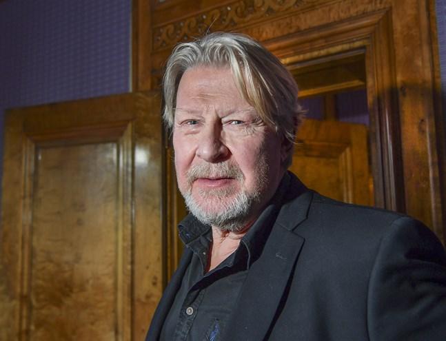 """Rolf Lassgård är tillbaka som Erik Bäckström i den andra säsongen av """"Jägarna"""". Arkivbild."""