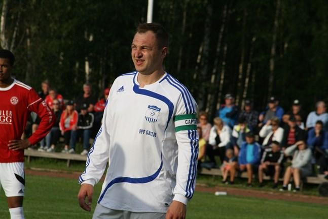 Oleksandr Muzykas stenhårda frispark gav tre poäng åt Korsnäs FF.