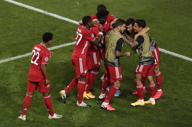 Bayern München vann Champions League-finalen mot PSG.