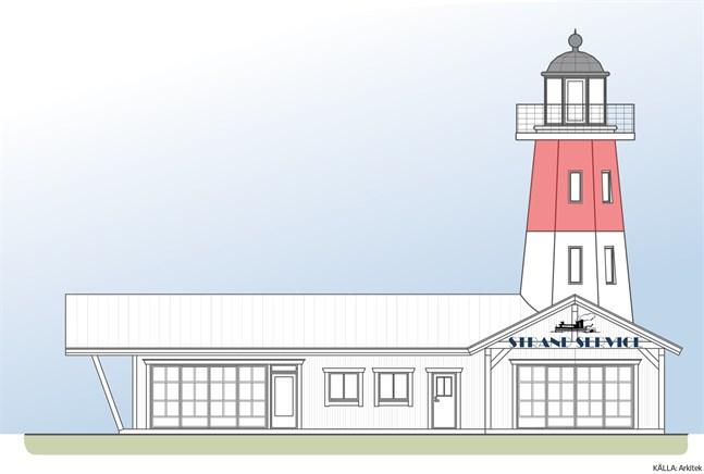 Malax Strandservice fick inte undantagslov för att bygga ut sin grill till en kiosk. Det är inte möjligt med den detaljplan som finns nu.