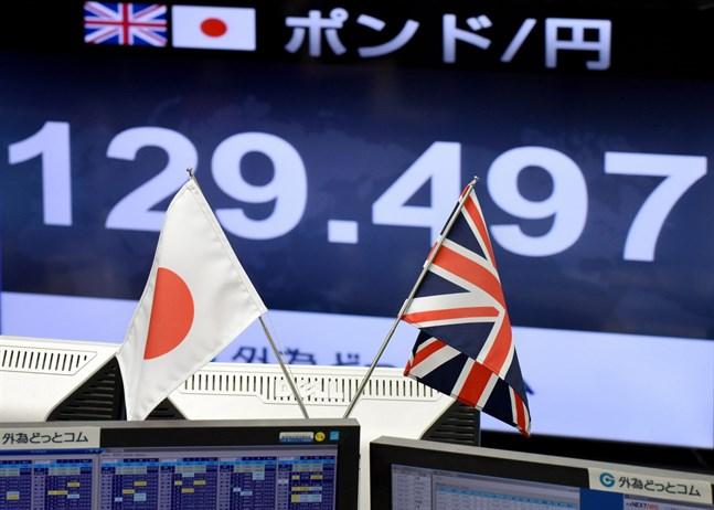 Japan och Storbritannien har ingått ett handelsavtal.