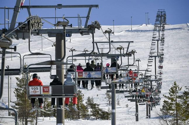 De nya reglerna för vem som får komma till Finland, väntas öka intresset för att komma hit för att åka slalom i vinter.