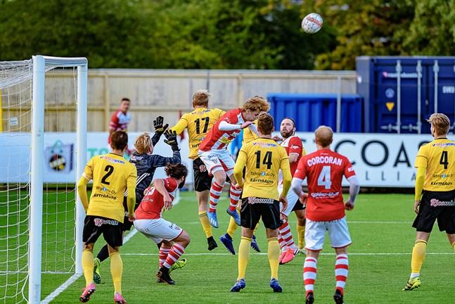 FC Kiisto har mött GBK tre gånger den här säsongen och vunnit en, kryssat en och förlorat en match mot dem.