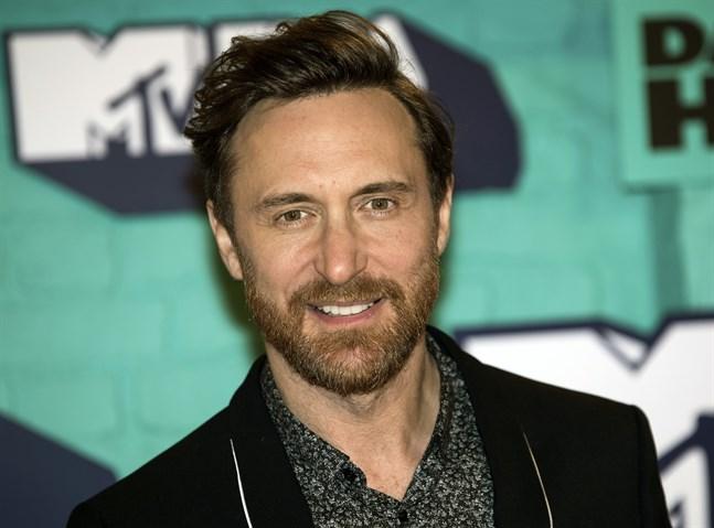 """David Guetta släpper singeln """"Let's love"""" tillsammans med Sia. Arkivbild."""