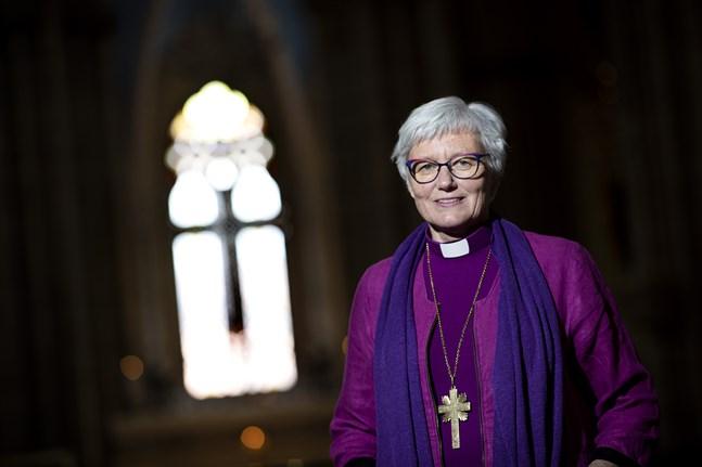 Ärkebiskop Antje Jackelén. Arkivbild.
