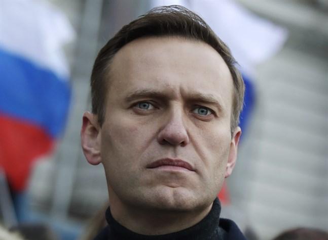 Aleksej Navalnyj. Arkivbild.