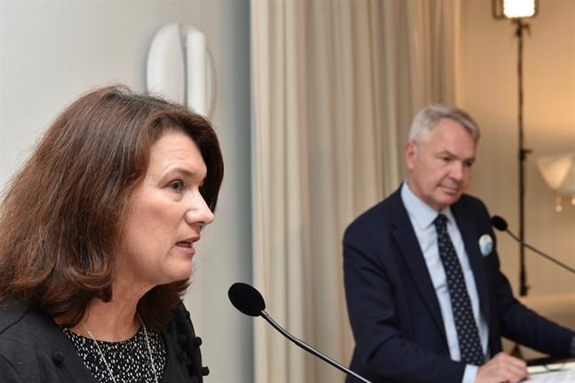 Belarus, Kina, Ryssland och Afrika är på agendan när Sveriges utrikesminister Ann Linde (S), Finlands utrikesminister Pekka Haavisto (Gröna) och de andra nordiska utrikesministrarna möts i morgon.