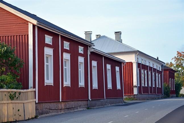 God boendemiljö och nära till naturen är viktigt för många. Det kan erbjudas i vår region, bland annat i trähuskvarteren i Kristinestad.