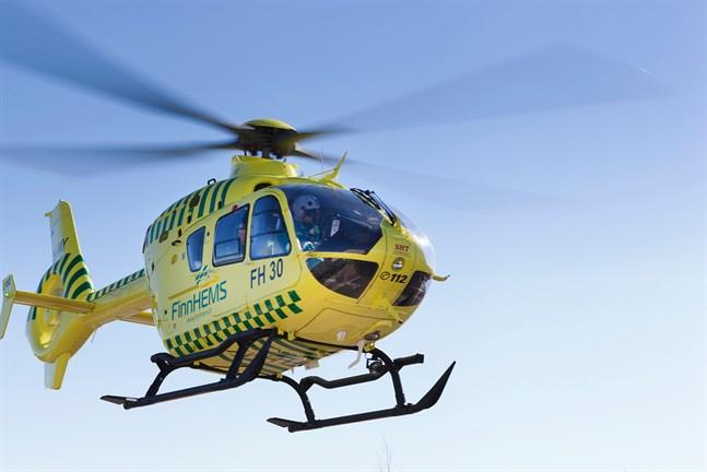 Statliga Finnhems börjar sin egen läkarhelikopterverksamhet genom att köpa upp Skärgårdshavets helikoptertjänst.