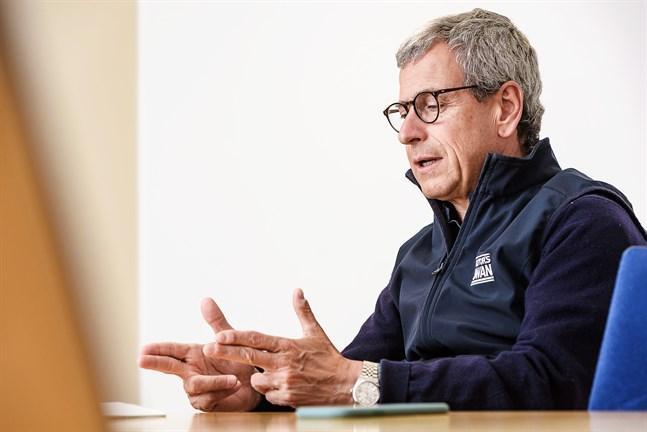 Det krävs fokus för att hållas på toppen i branschen, säger Giovanni Pomati, vd för Nautor.