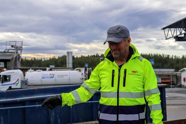 Bjarne Krus är glad över att besöken till Stormossen nu är avgiftsfria.