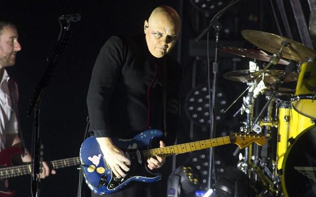 Billy Corgan och The Smashing Pumpkins är tillbaka med både ett kommande dubbelalbum och en animerad serie.