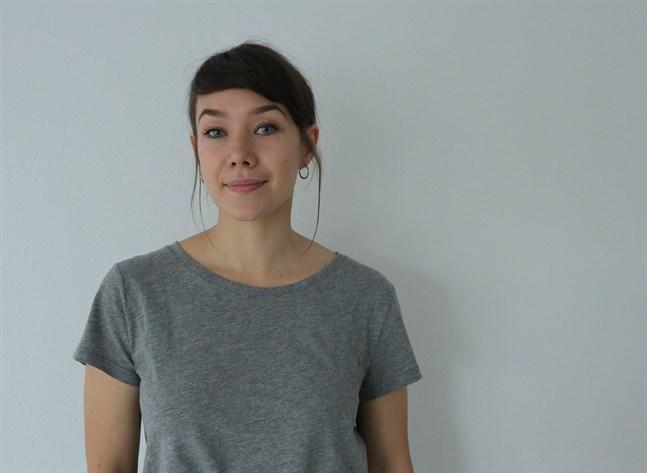Ailish Maher kommer från Irland men har gått i skola i Kronoby.