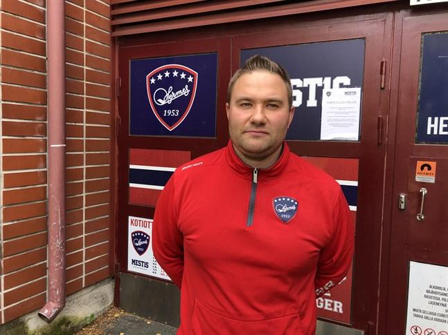 Jere Härkälä fortsätter som ansvarig tränare för Hermes nästa säsong.