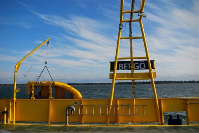 Under veckan uppstod problem med kabel-tv på Bergö.