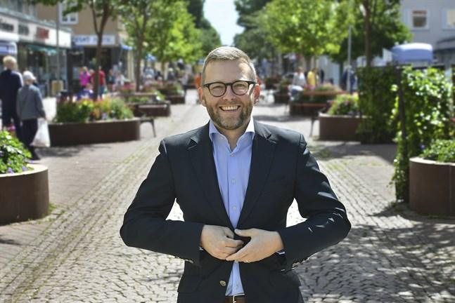 Ålands riksdagsledamot Mats Löfström anser att Europa och det europeiska samarbetet står inför större utmaningar än på länge.