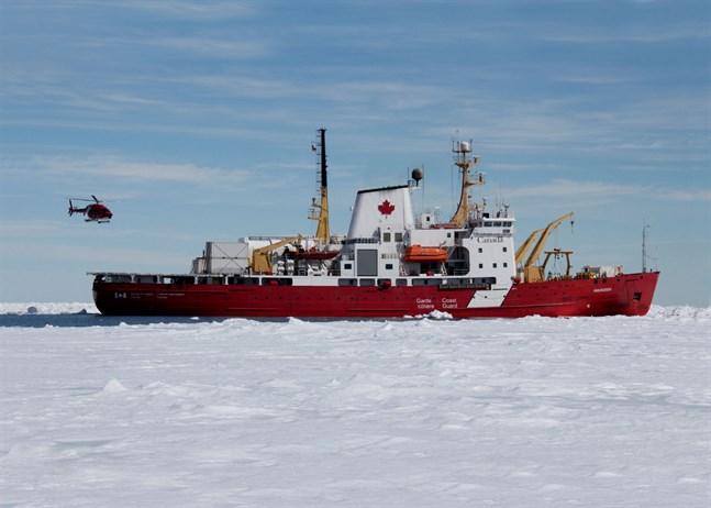 Wärtsilä levererar teknik till isbrytare som ska användas av kustbevakningen i Kanada.