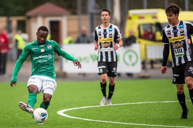När KPV och VPS möttes i division 1 i slutet av september i fjol var Vasalaget bättre med 0–1.