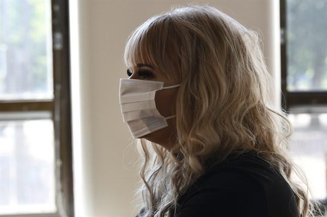 Sedan epidemins start har totalt 9743 personer bekräftats smittade av coronaviruset i Finland. Illustrationsbild.