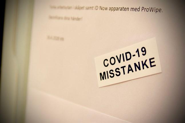 Finlands incidens steg på tisdagen till 20,1 nya coronafall per 100000 invånare under de senaste två veckorna.