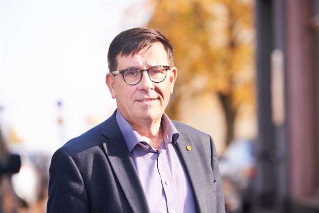 Kaj Suomela är landskapsdirektör i Österbotten.
