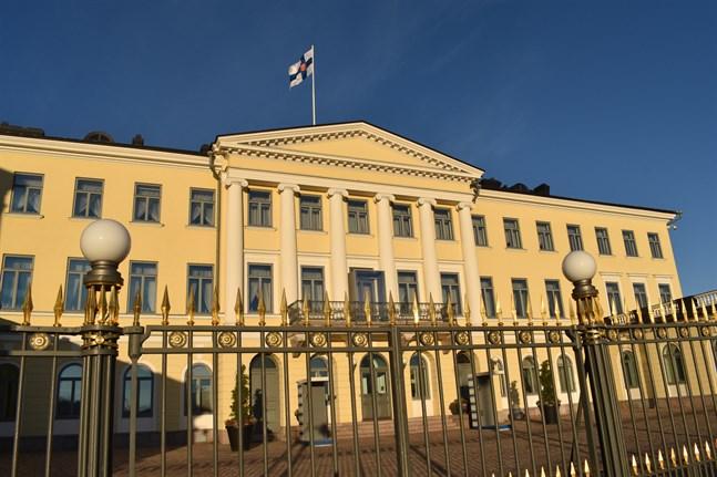 Det blir ingen mottagning på presidentens slott under självständighetsdagen.
