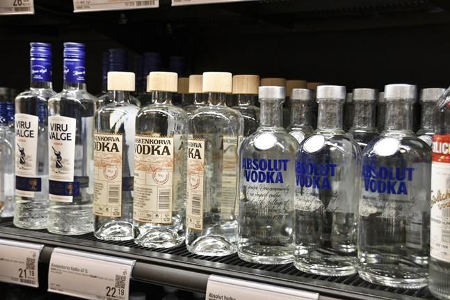 Koskenkorva är ett av Altias varumärken.