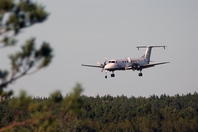 På grund av det upptrappade smittläget i Europa är det få länder som det är fritt att resa från till Finland.