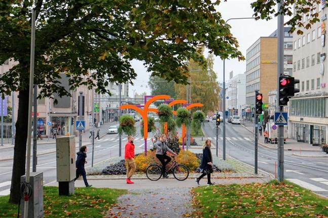 Vasa stad listar alla platser där man med säkerhet vet att personer som smittats av coronaviruset rört sig innan de satts i karantän.