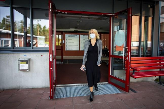 Efter regeringens pressinfo kallade Marina Kinnunen in samordningsgruppen i Österbotten till ett extra möte på torsdagen.