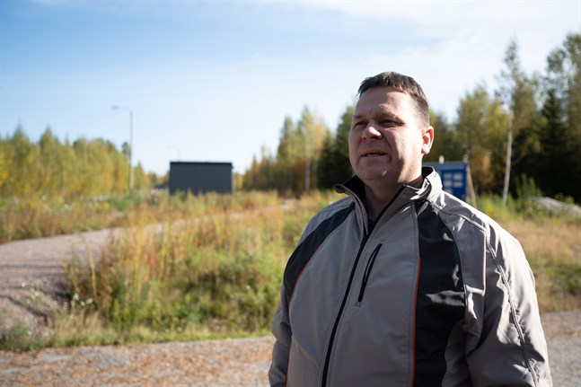 Thomas Holm, styrelseordförande för OCA.