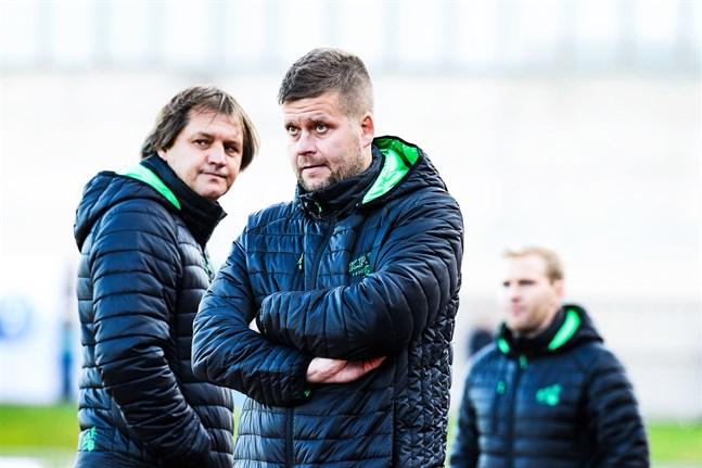 Det mesta gick snett för Niko Kalliokoskis KPV under slutet av en även annars tung säsong.