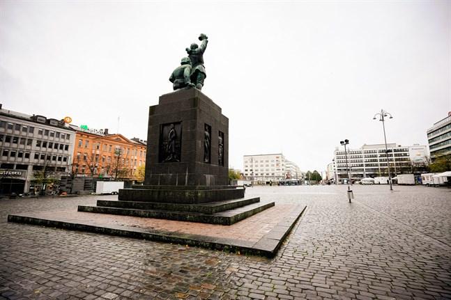 Gym, restauranger, barer och salonger meddelar om stängning i Vasa.